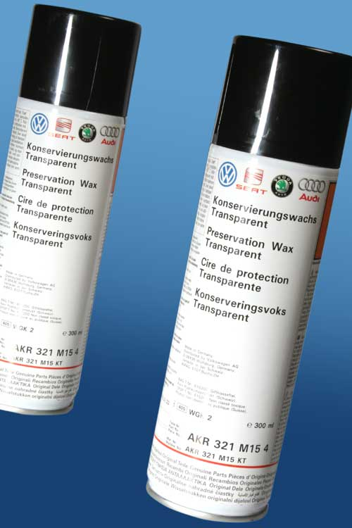 AKR321M154 - Volkswagen VW Anti corrosion wax | Jim Ellis Volkswagen, Atlanta GA