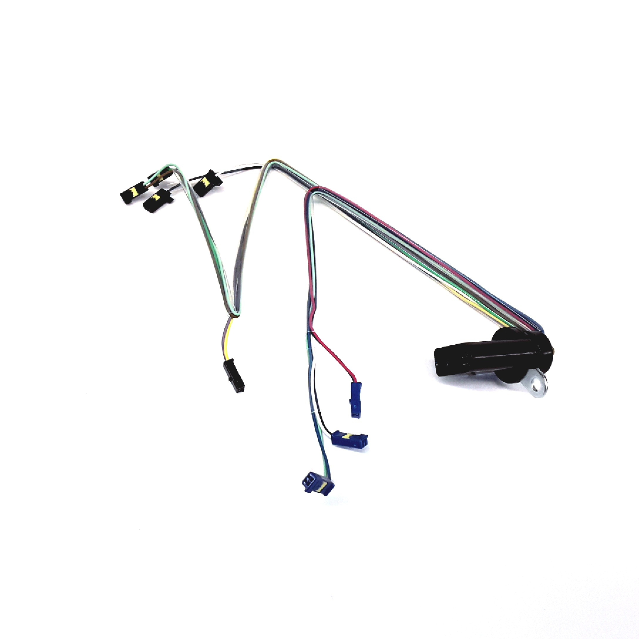 volkswagen golf 1 6l flat contact housing harness for 6
