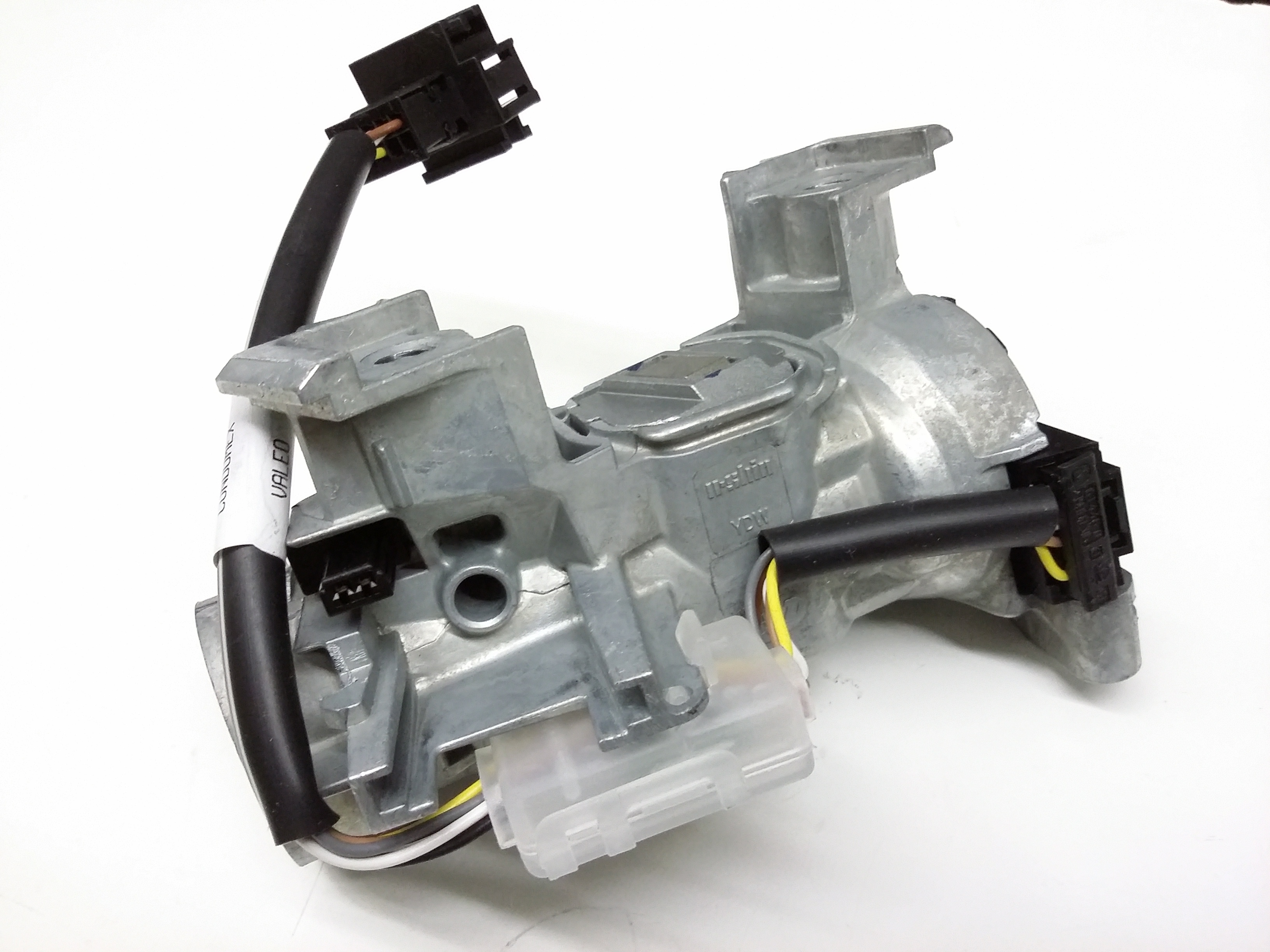 Volkswagen Jetta Steering Column Lock With Ignition Switch And Adapter Wiring Harness