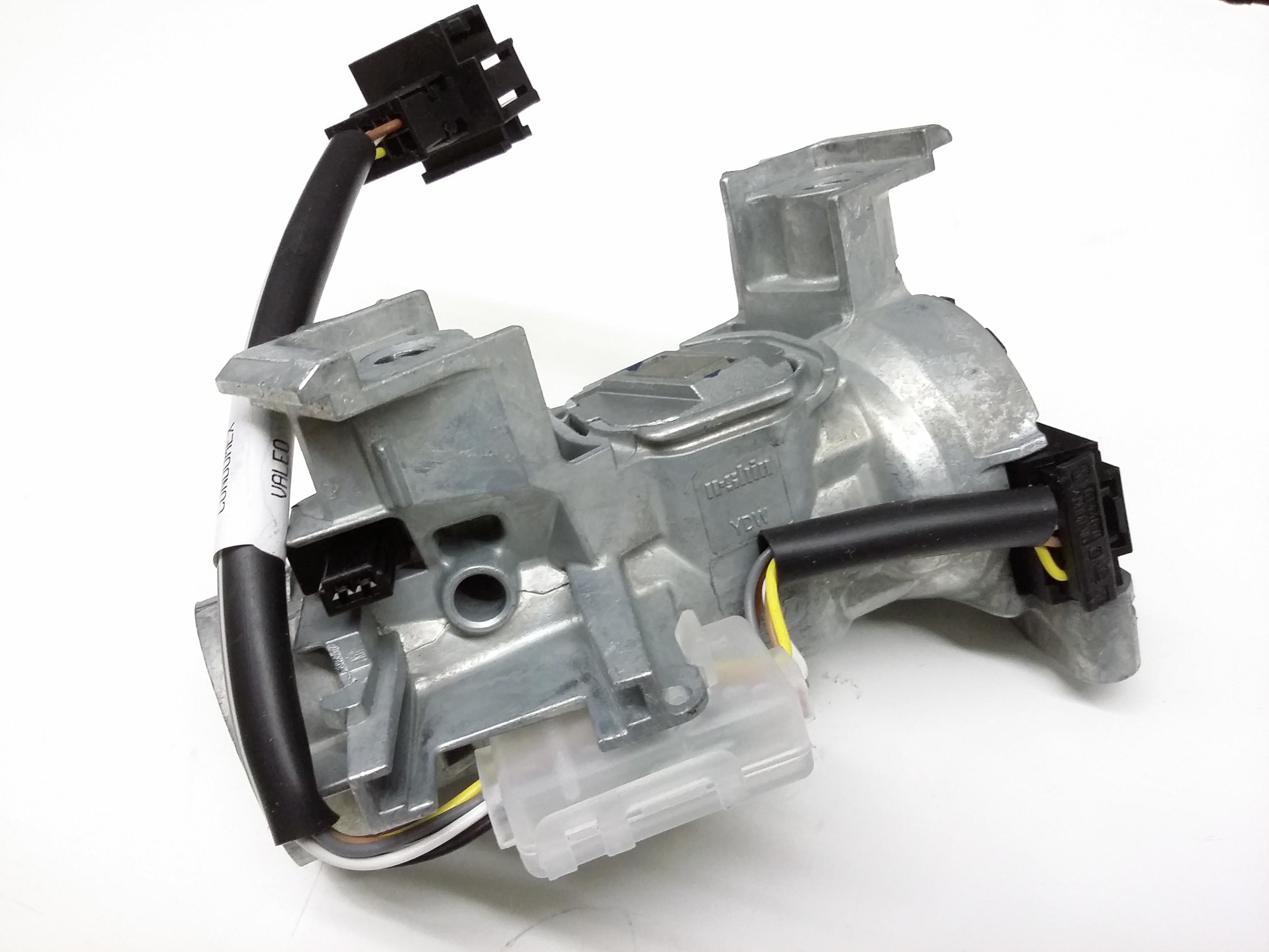Volkswagen Jetta Steering Column Lock With Ignition Switch