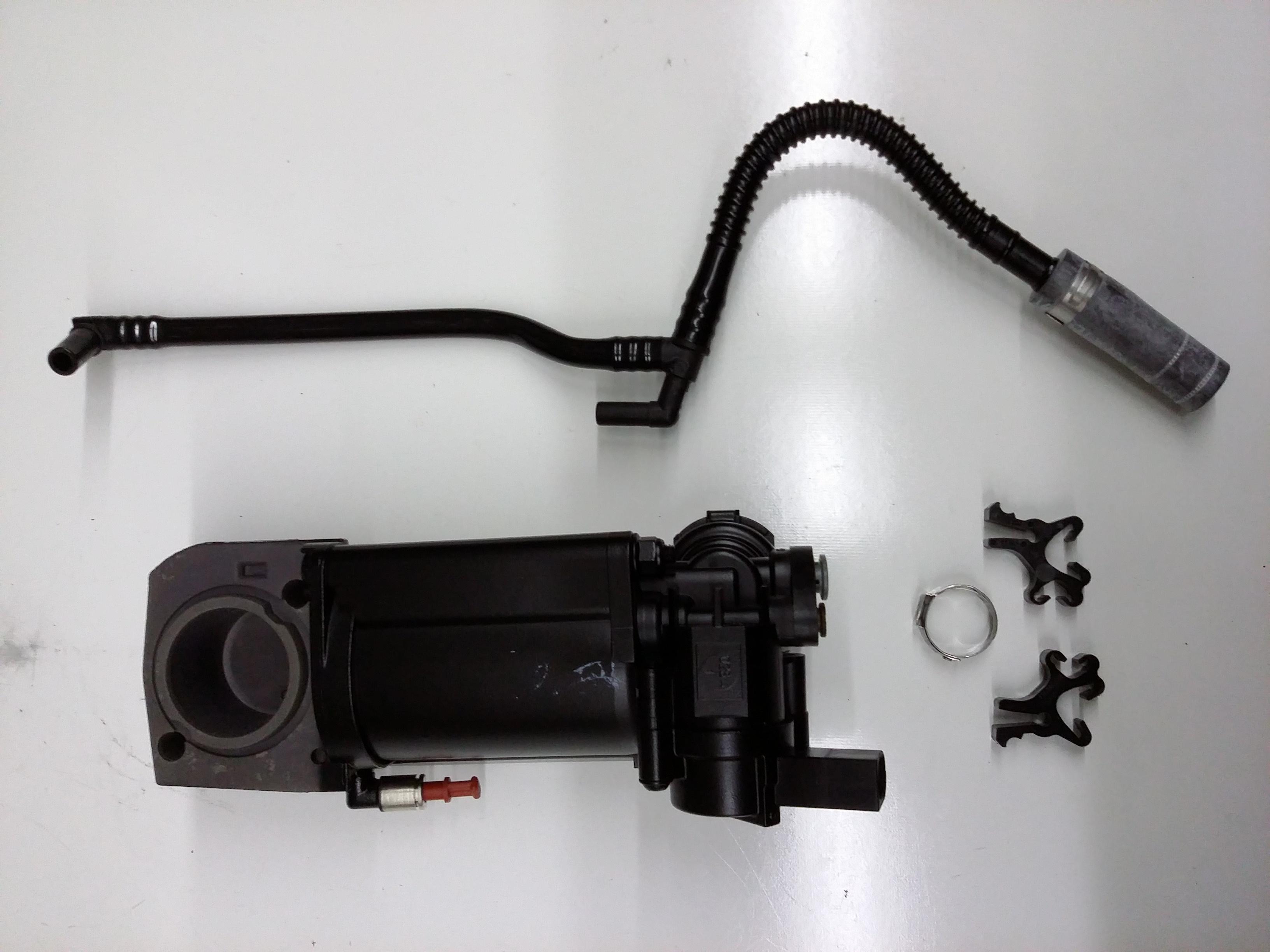 Air Drying Units : Volkswagen touareg repair set for air dryer unit