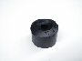 View Wheel Bolt Cover – Black Full-Sized Product Image
